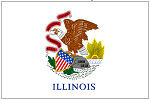 average salary in Illinois, United States