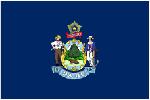 average salary in Maine, United States